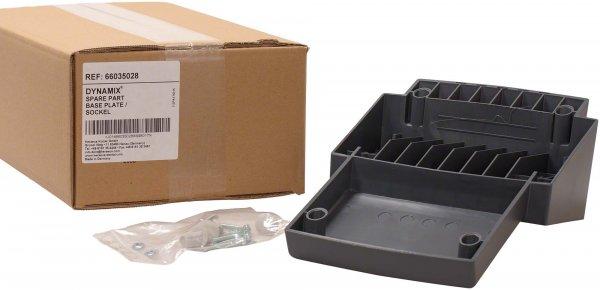Dynamix® speed Zubehör - Stück Gerätesockel grau von Kulzer