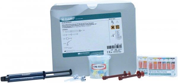 EndoREZ® - Obturation Kit 5 ml EndoREZ, 20 Mixing Tips, 20 Skini Syring ... von Ultradent Products