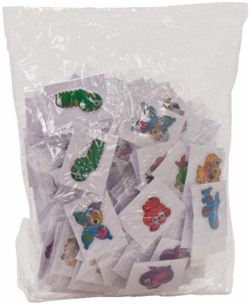 Sticker - Packung 144 Sticker Tiere von MirusMix