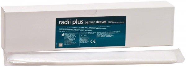 radii plus Zubehör - Packung 1.000 Einweg-Schutzhüllen von SDI