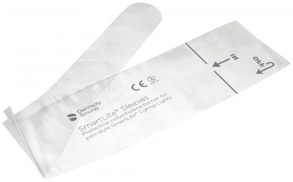 SmartLite Focus Zubehör - Packung 300 Schutzhüllen von Dentsply Sirona