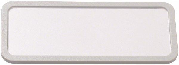 Modu-Line 30 - Stück Namenskarte grau von Beycodent