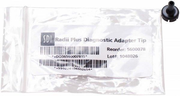 radii plus Zubehör - Packung Diagnostik Adapter von SDI